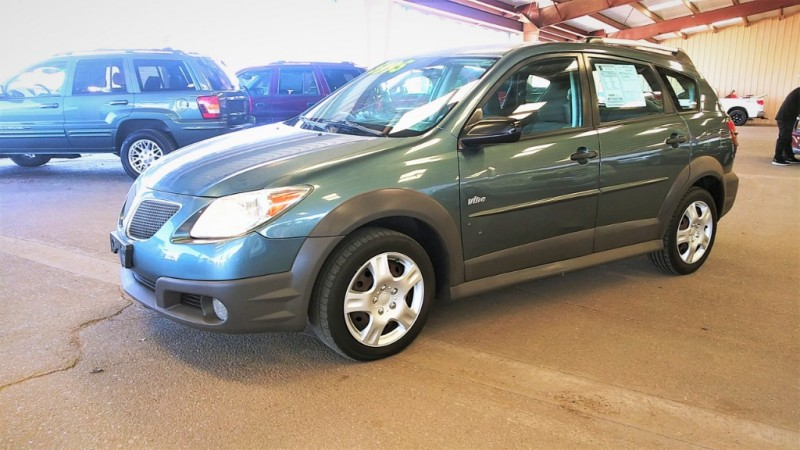 2007 Pontiac Vibe Green Light Auto Sales Auto Dealership In
