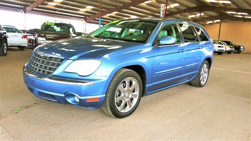 CHRYSLER PACIFICA 2007 price $8,995