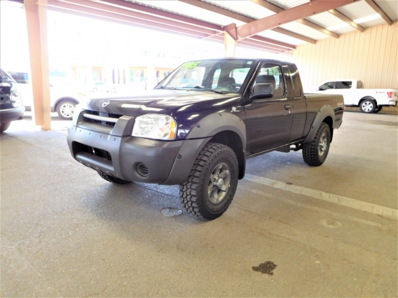 NISSAN FRONTIER 2002 price $7,995