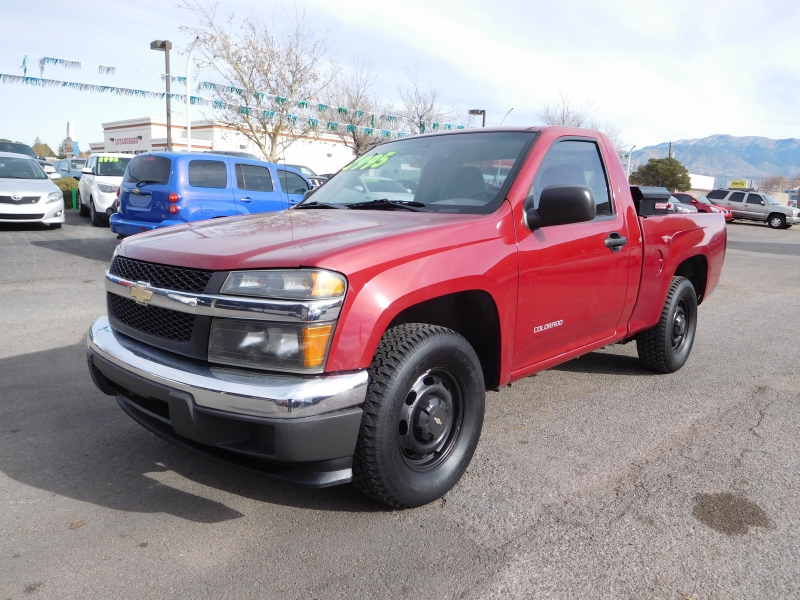 CHEVROLET COLORADO 2005 price $7,995