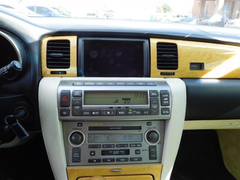 LEXUS SC 2004 price $13,995