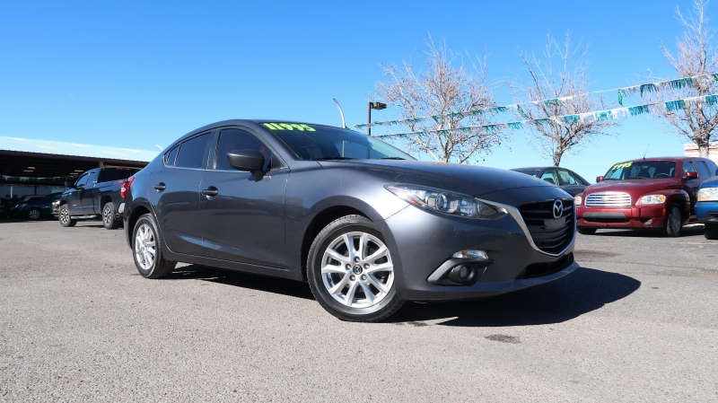Mazda 3 2015 price $3,000 Down