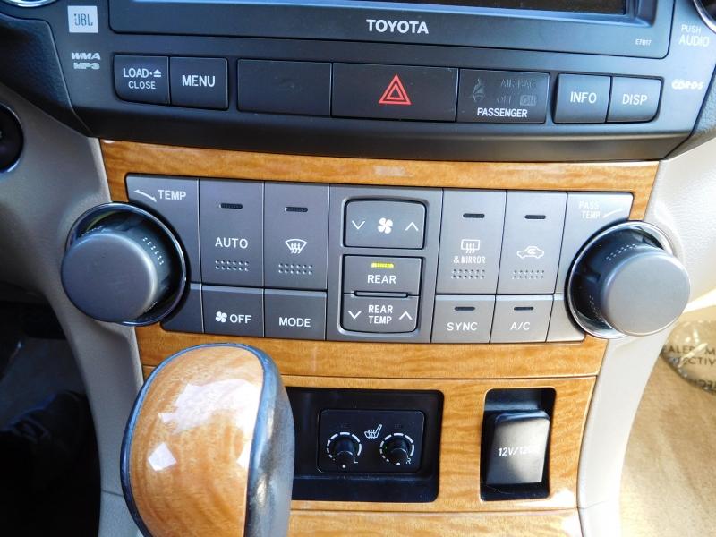 Toyota HIGHLANDER 2008 price $13,995