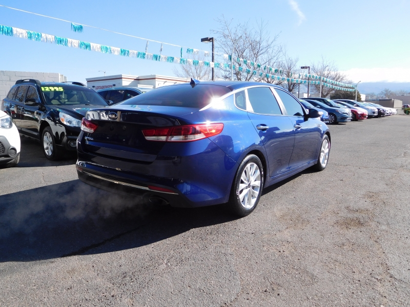 Kia Optima 2016 price $13,995