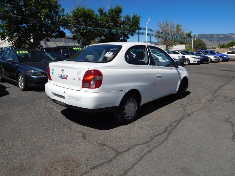 Toyota Echo 2001 price $7,995