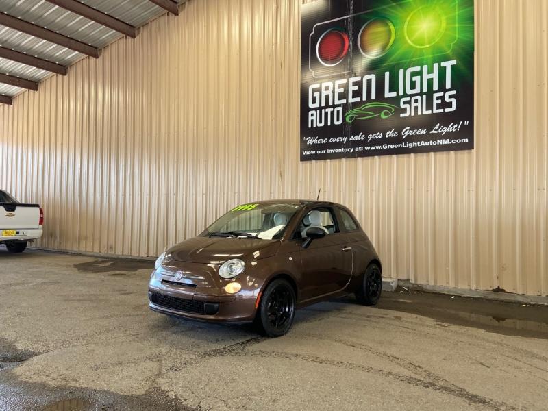 Fiat 500 2014 price $9,995