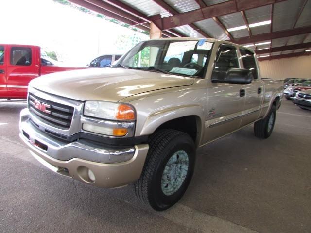 2005 GMC K2500 Sierra