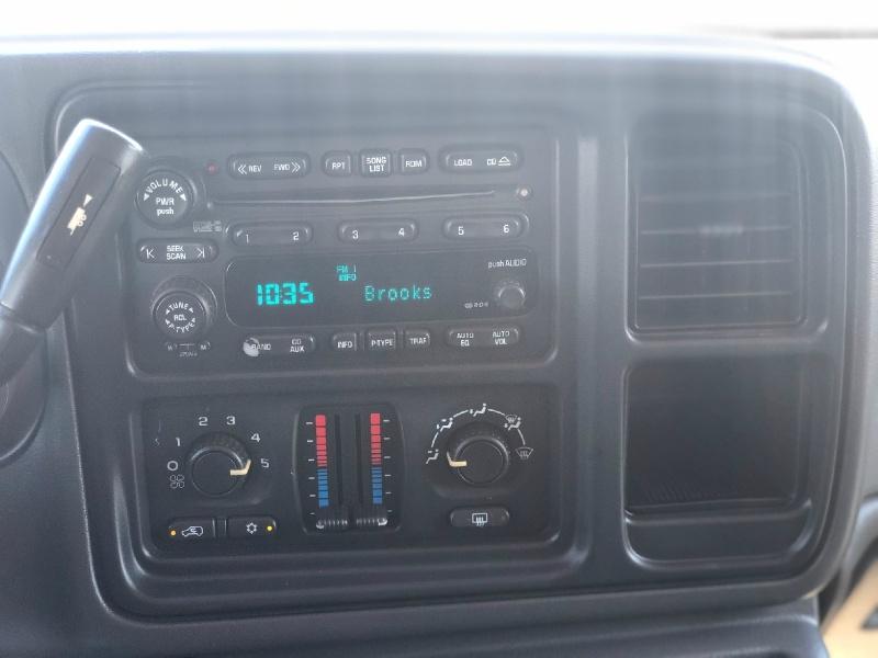 Chevrolet Silverado 1500HD 2003 price $11,950