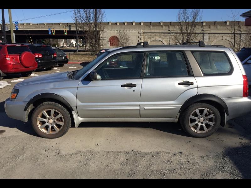 Subaru Forester (Natl) 2005 price $3,990