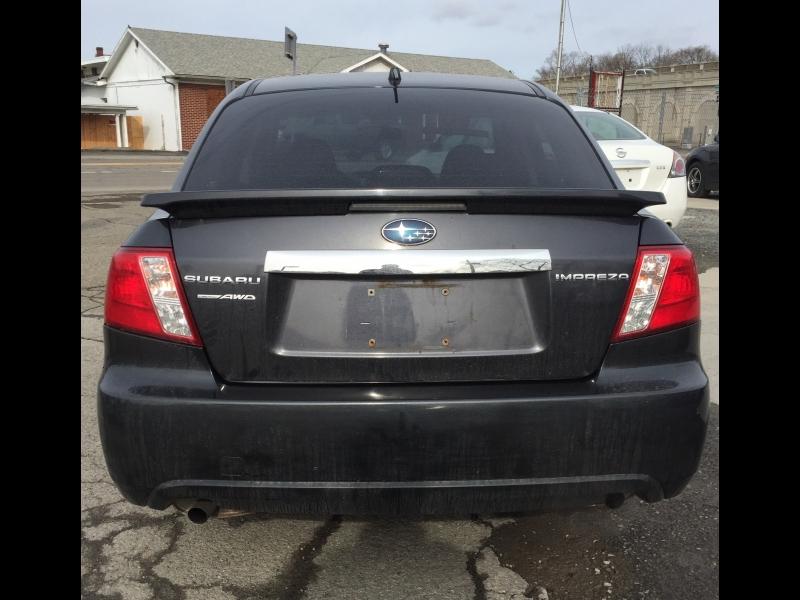 Subaru Impreza Sedan 2010 price $6,500