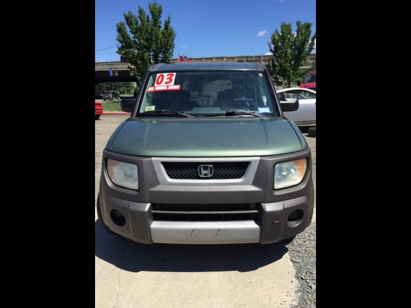 Honda Element 2003 price $5,695