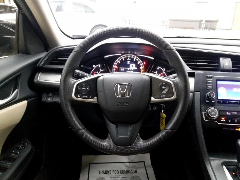 Honda Civic 2017 price $11,995