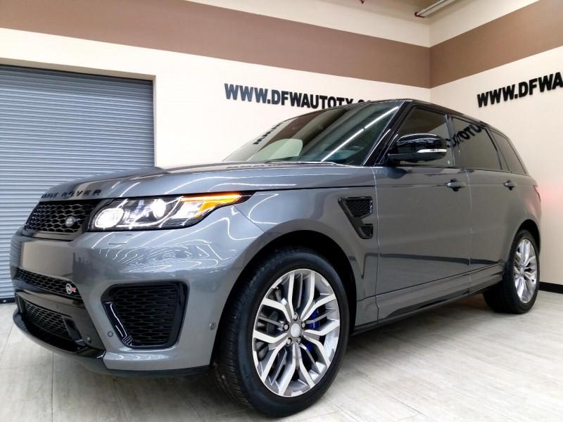 Land Rover Range Rover Sport 2015 price $59,995