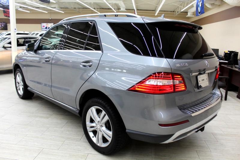 Mercedes-Benz M-Class 2012 price $12,995