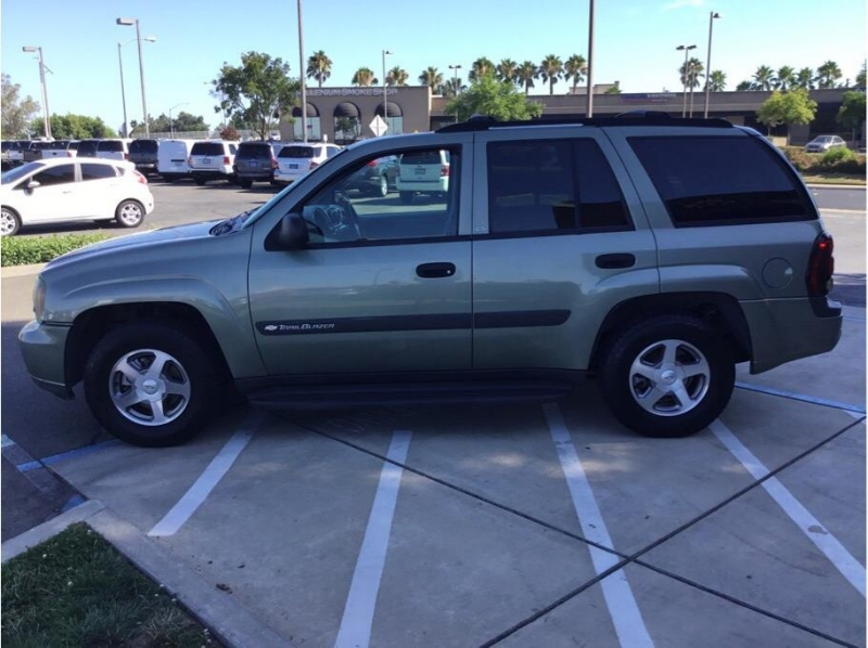 Chevrolet TrailBlazer 2004 price $4,995