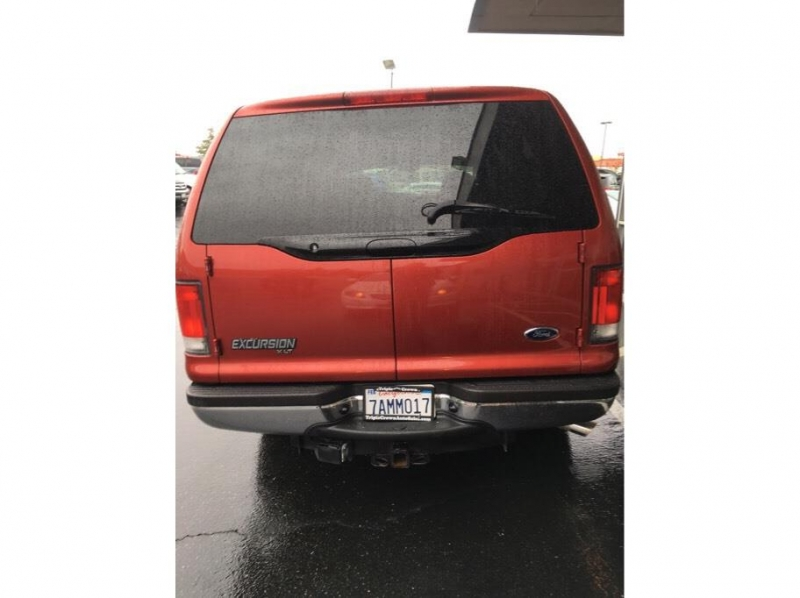 Ford Excursion 2001 price $7,495
