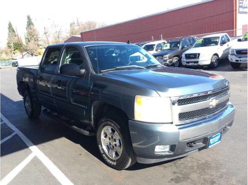 Chevrolet Silverado 1500 Crew Cab 2007 price $16,995