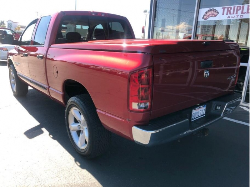 Dodge Ram 1500 Quad Cab 2006 price $12,995