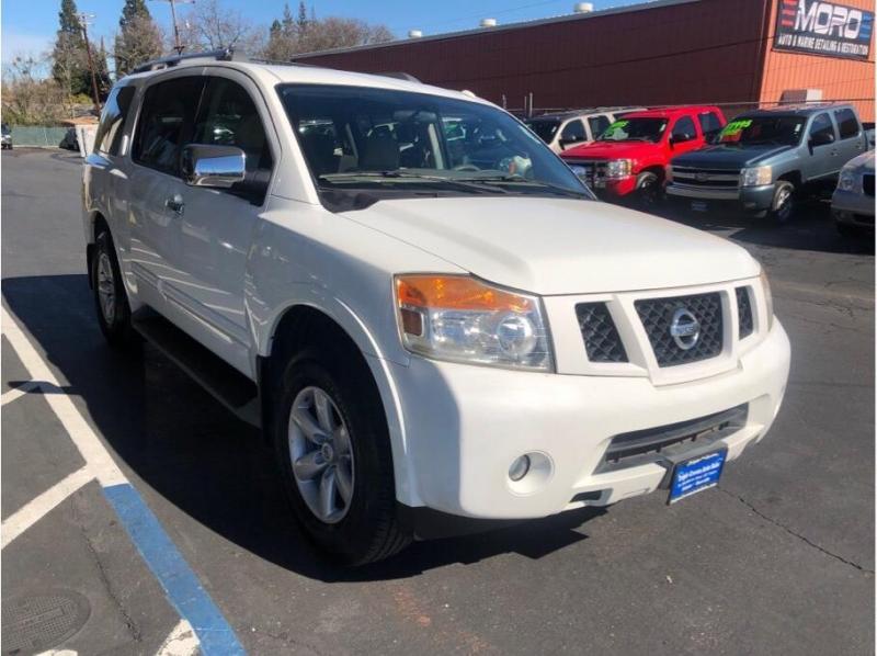 Nissan Armada 2011 price $9,995