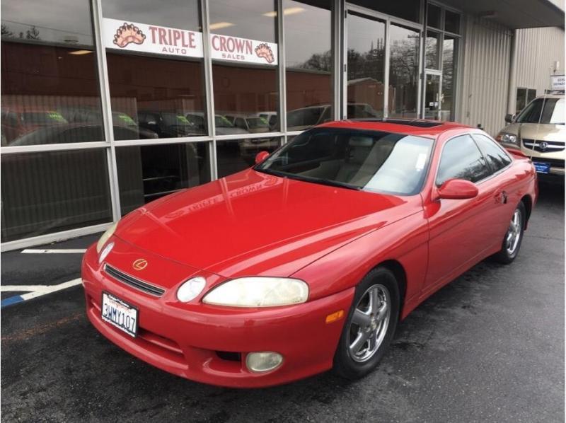 Lexus SC 1997 price $5,995
