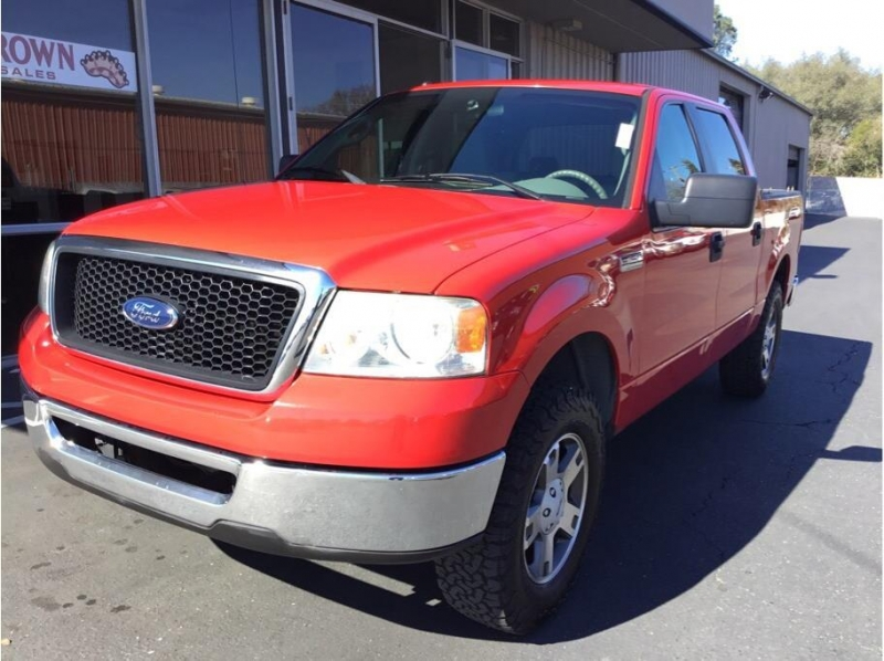 Ford F150 SuperCrew Cab 2007 price $11,995