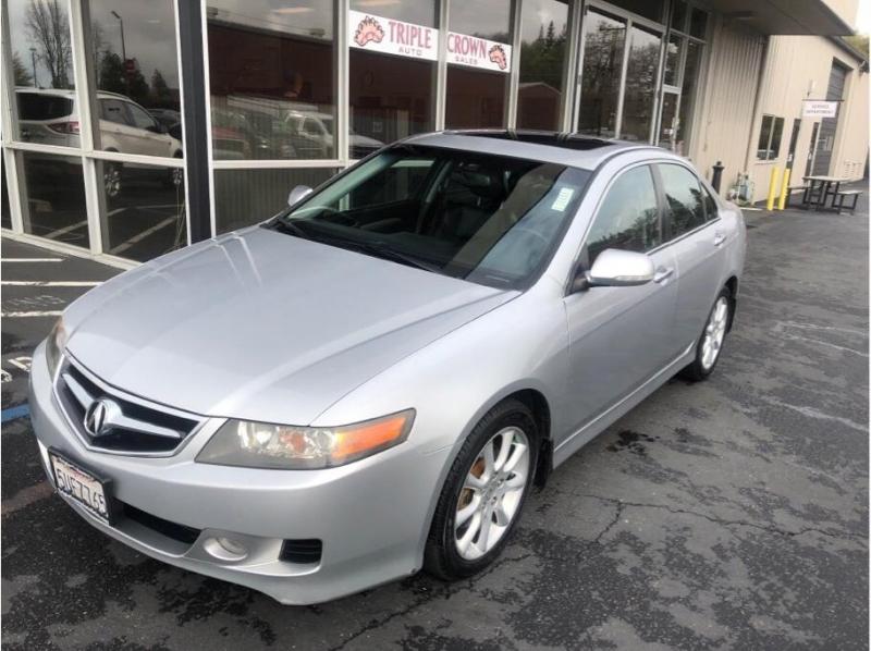 Acura TSX 2006 price $6,995