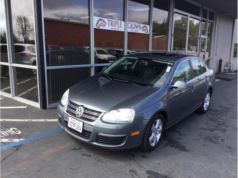 Volkswagen Jetta 2008 price $5,495