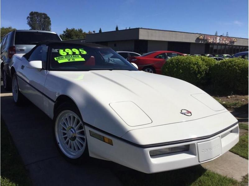 Chevrolet Corvette 1988 price $6,995