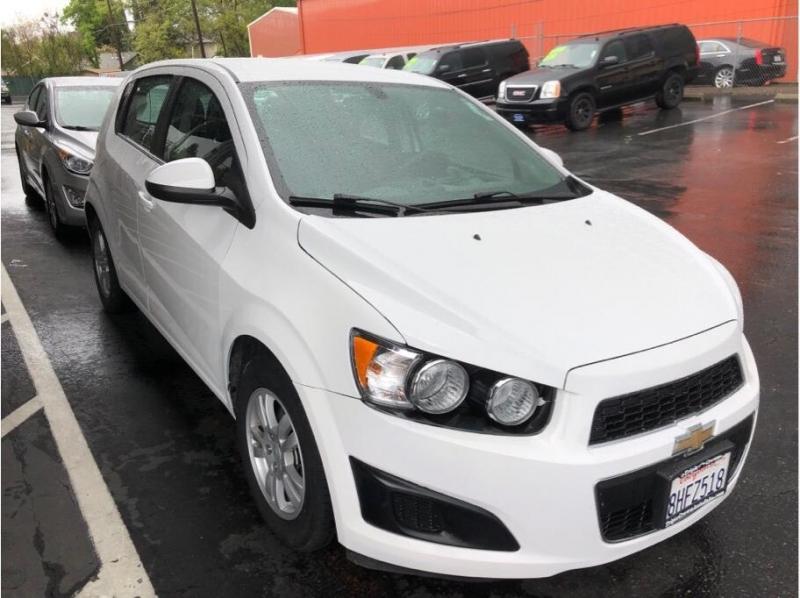Chevrolet Sonic 2015 price $7,995