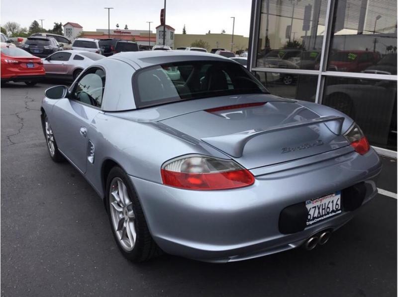 Porsche Boxster 2003 price $6,495
