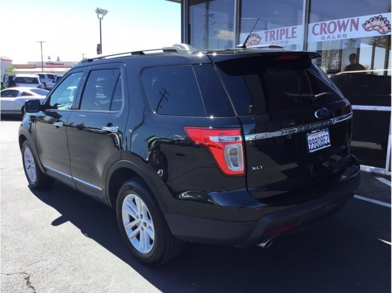 Ford Explorer 2015 price $11,995