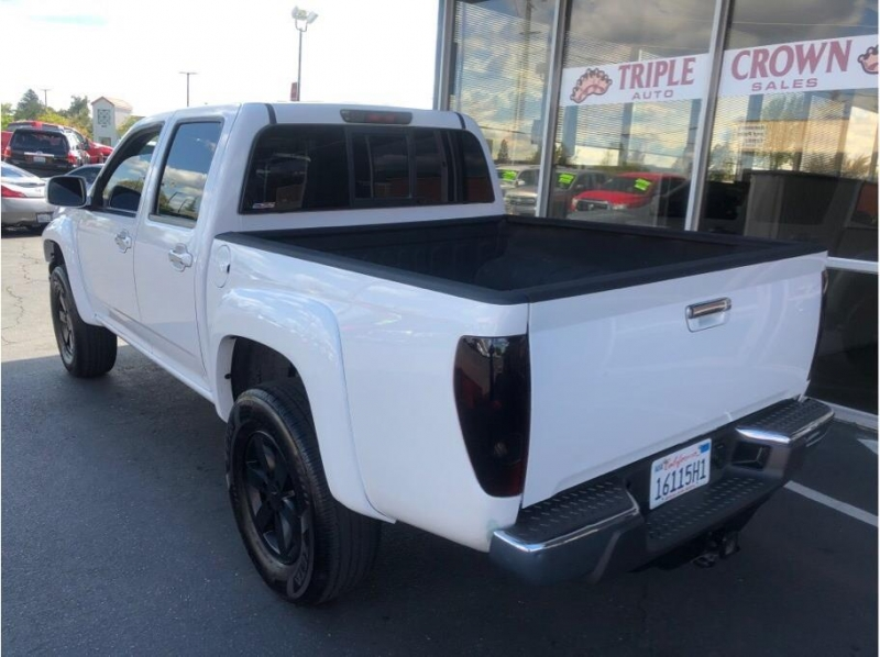 Chevrolet Colorado Crew Cab 2012 price $13,995