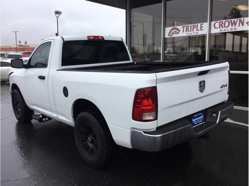 Dodge Ram 1500 Regular Cab 2010 price $13,995
