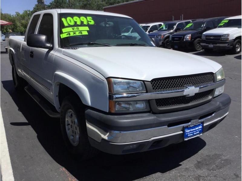 Chevrolet Silverado 1500 Extended Cab 2004 price $10,995