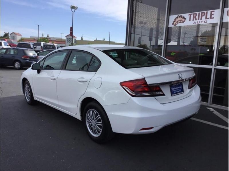Honda Civic 2015 price $13,995