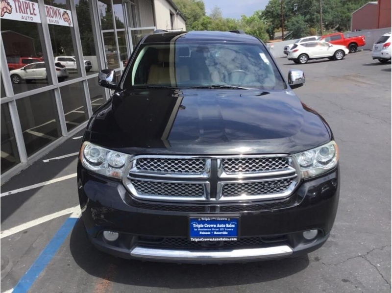 Dodge Durango 2011 price $15,995