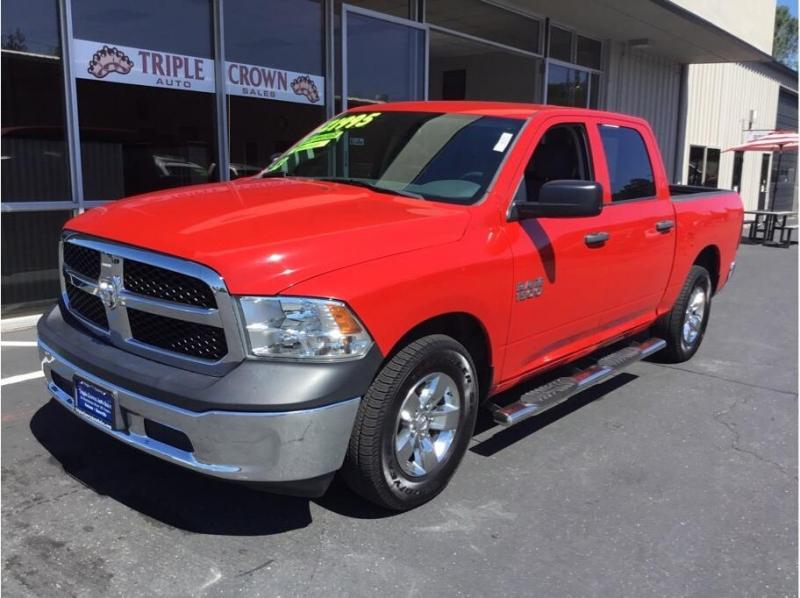Ram 1500 Crew Cab 2013 price $18,995