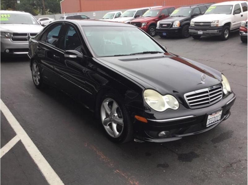 Mercedes-Benz C-Class 2005 price $6,995