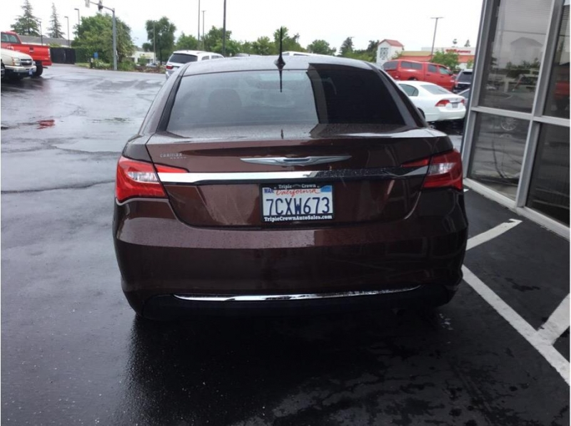 Chrysler 200 2012 price $6,995