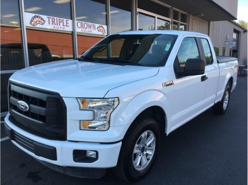 Ford F150 Super Cab 2015 price $18,995