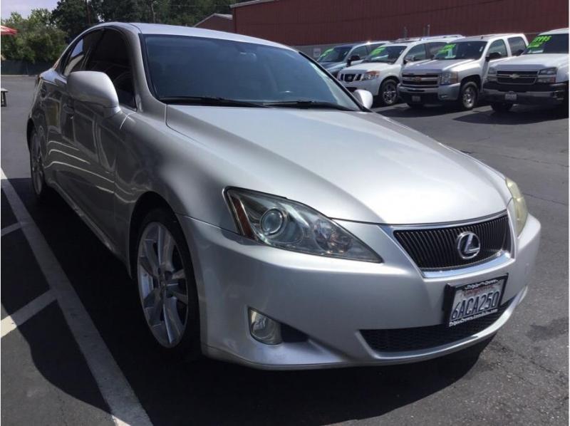 Lexus IS 2007 price $8,995