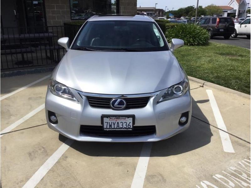 Lexus CT 2012 price $11,995
