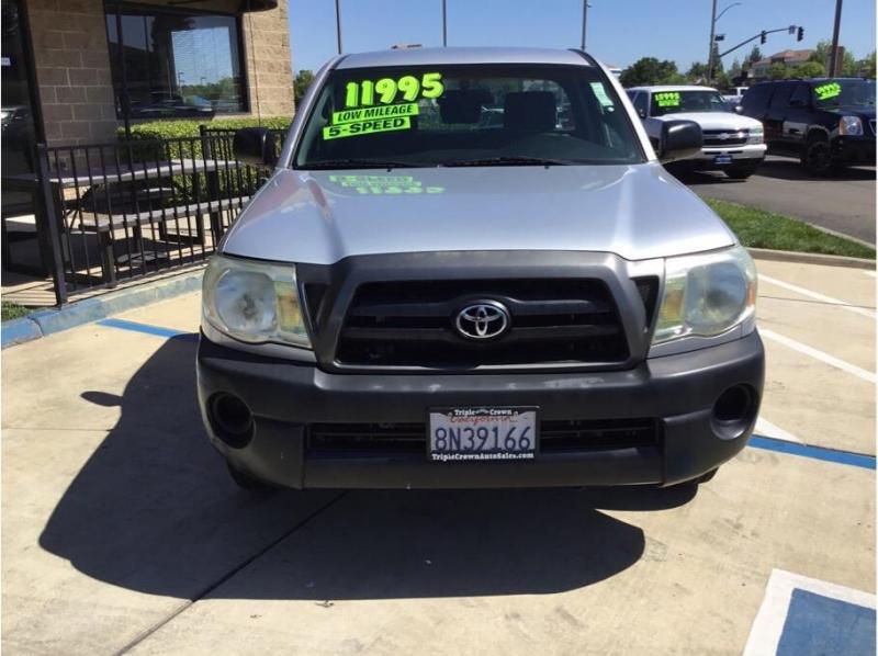 Toyota Tacoma Regular Cab 2007 price $11,995