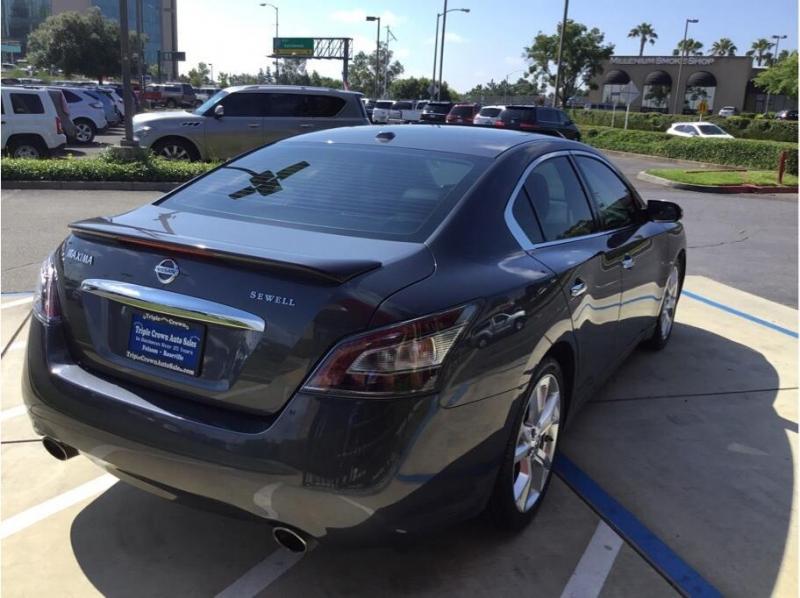 Nissan Maxima 2012 price $12,995