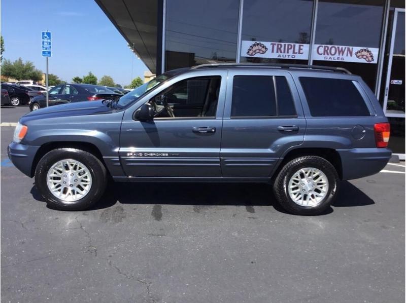 Jeep Grand Cherokee 2004 price $6,995