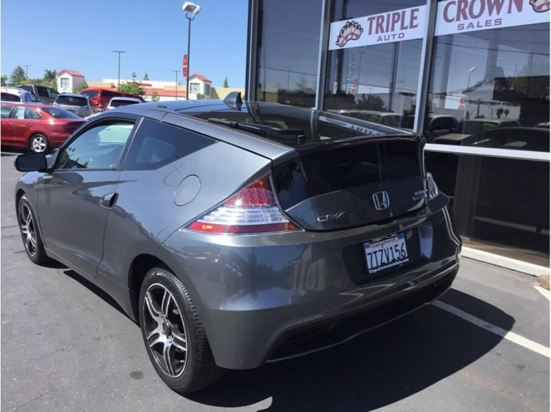 Honda CR-Z 2013 price $9,995