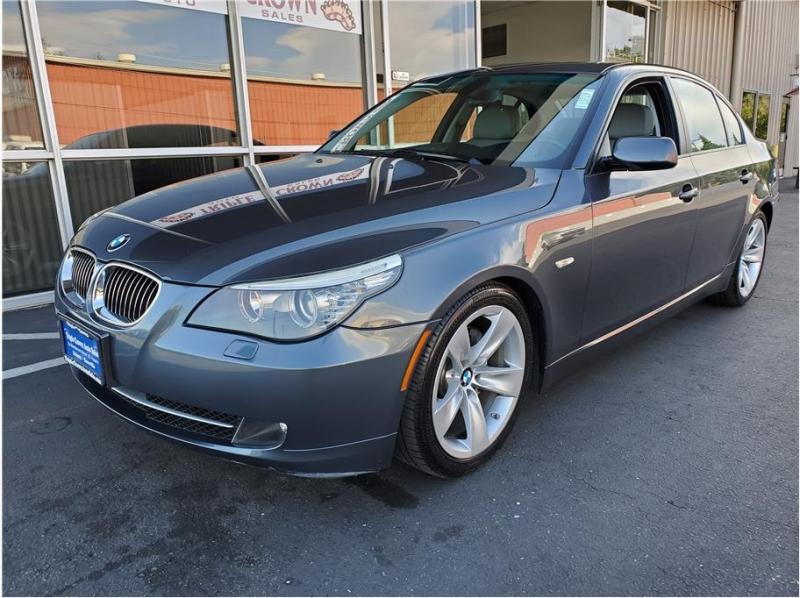 BMW 5 Series 2009 price $8,995