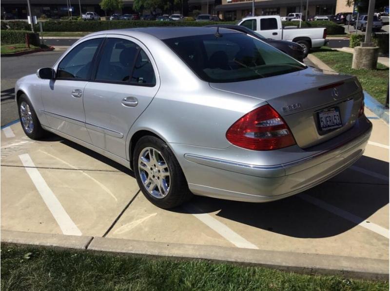Mercedes-benz E-Class 2003 price $5,995