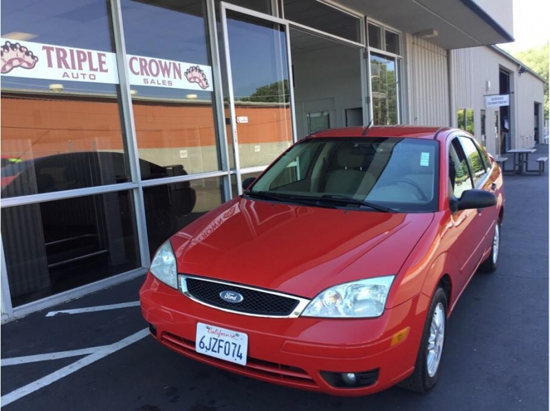 Ford Focus 2007 price $4,495