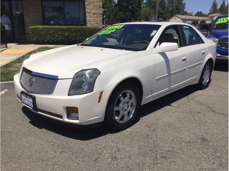 Cadillac CTS 2006 price $6,995